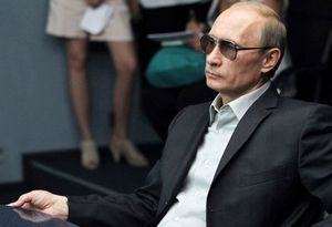 """""""В.Путин бол гэмт хэрэгтэн"""" гэх нийтлэл шуугиан тарьж байна"""