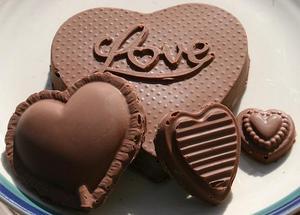 Бүсгүй та хайртдаа өгөх шоколадаа хайлуулж амжсан уу?