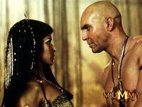 Түтанхамоны эхнэрийн Анксунамуний булш олджээ