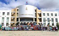 Өмнөговийн залуучуудын эв нэгдлийн илэрхийлэл