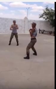 Монгол цэргүүд бүжиглэнэ гэж солиоруулж байна...