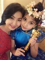 Мисс Ч.Содтуяагийн охин С.Содонгоо Азийн хүүхдийн загварын наадмаас Гран при хүртлээ