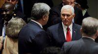 АНУ, Украины эрх баригчид Оросыг эсэргүүцэн хурлыг орхин гарчээ