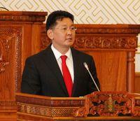 """У.Хүрэлсүх: """"Элэг бүтэн Монгол"""" хөтөлбөрийн хэрэгжилтийг эрчимжүүлнэ"""