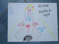 Бэлгийн хүчирхийлэлд өртсөн хүүхдүүдийн сэтгэл шимшрэм гар зурагууд