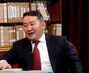 Цензургүй яриа- Монгол улсын Ерөнхийлөгч Х.Баттулга оролцлоо