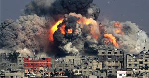 Газын зурваст аюулын дохиолол ажиллаж эхэллээ
