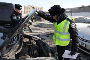 Албаны автомашинуудад үзлэг хийжээ