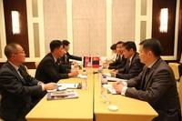 БНАСАУ-ын Онцгой байдал, гамшгийн удирдлагын улсын хорооны даргыг хүлээн авч уулзав