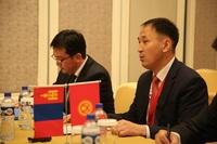 Киргиз улстай гамшгаас хамгаалах салбарт хамтран ажиллаж байна