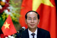 Вьетнамын ерөнхийлөгч таалал төгсжээ