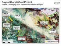 Эрдэнэ Ресурс компани Хөндий алтны төслийн геологийн нөөцөө зарлалаа