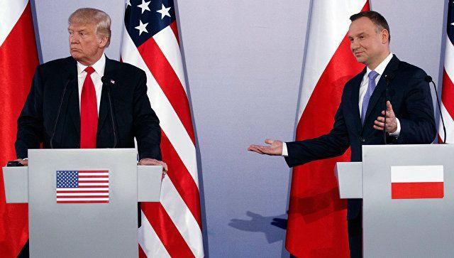 Польш Америкийн цэргийн баазыг нутагтаа байршуулахад бэлэн