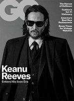 """Киану Ривз """"GQ"""" сэтгүүлийн нүүрийг чимлээ"""