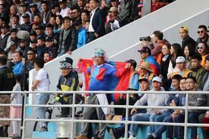 Монголын хөлбөмбөгийн ирээдүй гэрэлтэж байна